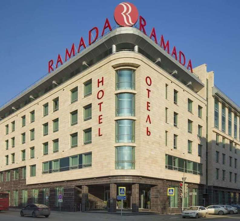 Ramada Kazan City Center, Казань 2012